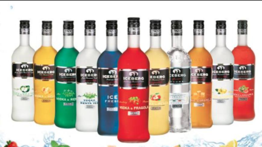 Il mondo di Iceberg Vodka