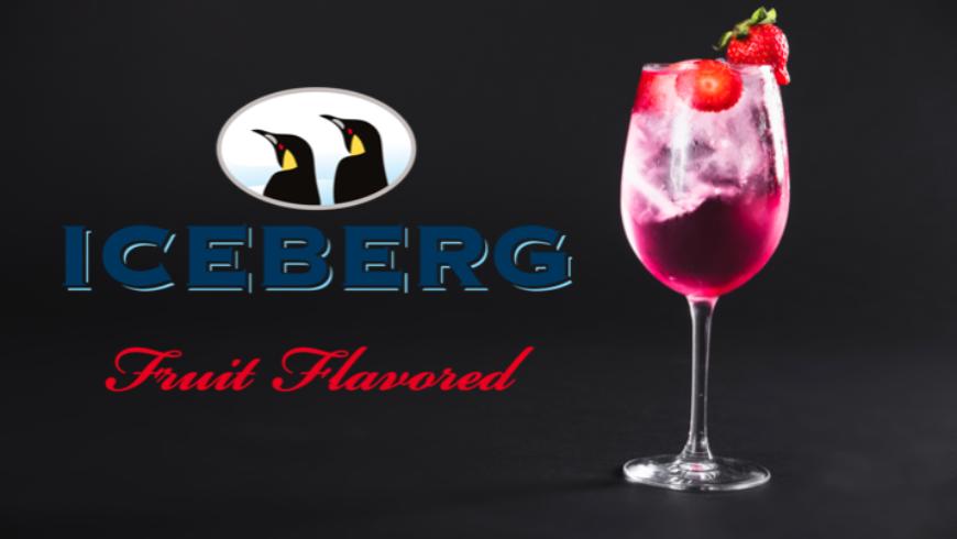 Iceberg vodka alla fragola