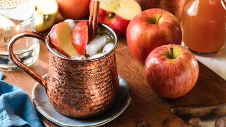 Caramel Apple Mule: un dolce autunno