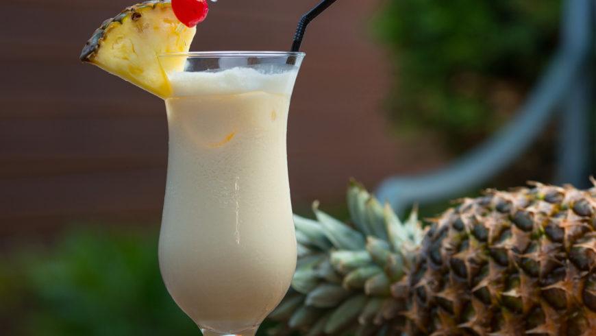 Cocktail Pulcinella per Carnevale