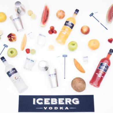 I tratti distintivi di Iceberg vodka