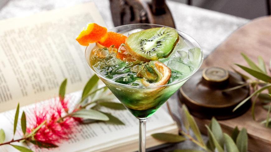 Vodka, Kiwi e Sambuco: un cocktail moderno, ma non troppo