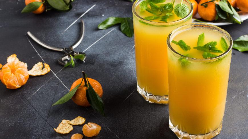 Iceberg vodka e mandarino: un cocktail per tutte le stagioni