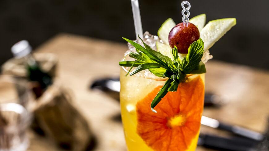 Afrodite: una Dea nel cocktail